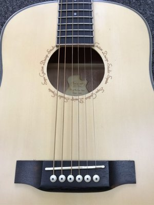 Rock + Music (沙田) 全新 SQOE 36吋 民謠結他 Acoustic Travel Guitar 只售 600 元