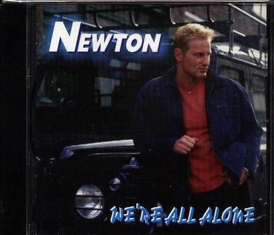 K - Newton - We're All Alone - 日版 CD