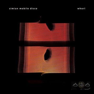 【特價】【黑膠唱片LP】漩音 Whorl/猴塞雷迪斯可 Simian Mobile Disco---EPIT873651