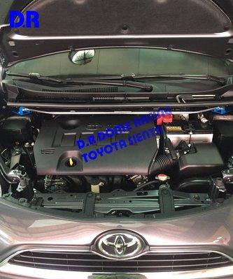 【通信販售】D.R DOME RACING TOYOTA Sienta 引擎室拉桿 高強度 中空補強肋 NSP170G