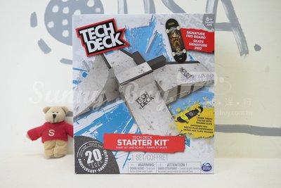 【Sunny Buy】◎預購◎ 手指滑板 Tech Deck Starter Kit Ramp Set