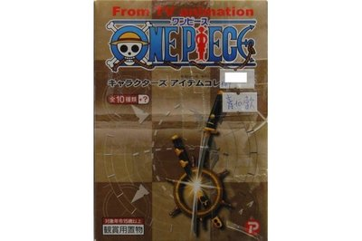 POPY ONE PIECE CHARACTERS ITEM COLLECTION 海賊王 人物物品集 盒蛋 (BUY-81663)