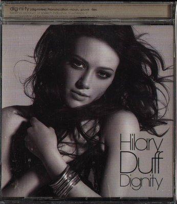 K - Hilary Duff - Dignity - 日版  +1BONUS