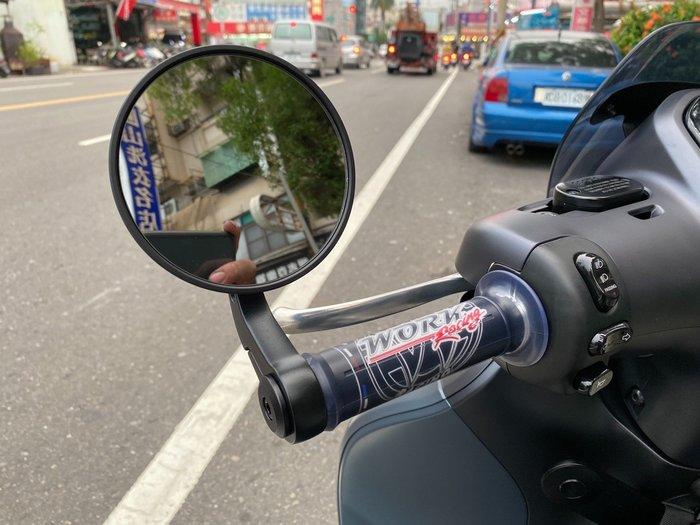 光宇車頁 承旭DreamBase 通用型端子鏡 把手鏡 黑色 GOGORO FORCE EC-05 另有卡夢款