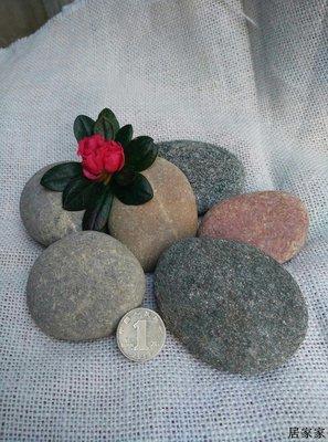 雨花石 底砂 砂石 造景 裝飾 天然大號鵝卵石雨花石毛石園藝鋪地裝修魚缸配飾用品畫畫石