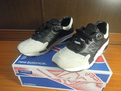 假鞋賠10萬NEW BALANCE CM1600WB 黑灰 米白 麂皮 皮革 慢跑鞋 1600 996 男鞋 花蓮縣