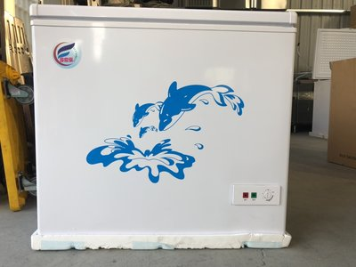 全新 BD(W)-210 3尺上掀式冰櫃