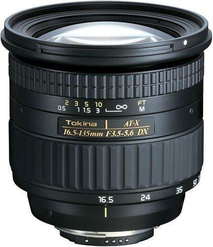 TOKINA 16.5-135mm F3.5-5.6 AT-X PRO DX【立福公司貨 二年保固】