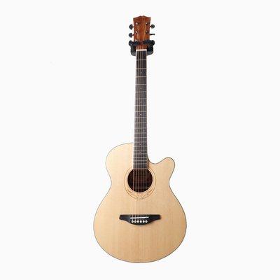 格律樂器 METRIC MTC-400 40吋 雲杉面單板 桃花心木側背 GA桶缺角 木吉他