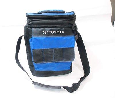全新,TOYOTA 背提兩用 雙層保溫袋