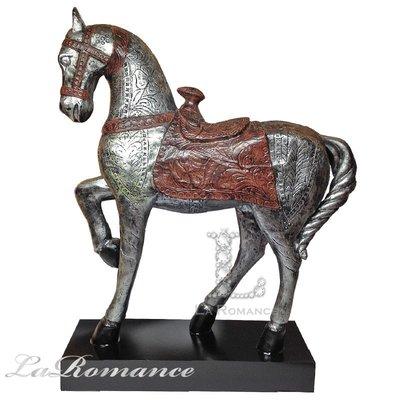 【芮洛蔓 La Romance】 東情西韻系列 - 印度戰馬擺飾 / 動物擺飾