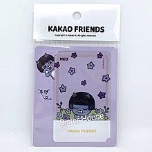 Kakao Friends Neo Clear Cashbee韓國交通卡