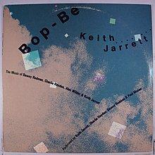 《二手美版黑膠》Keith Jarrett – Bop-Be