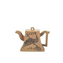 高鳴商城 宜興紫砂壺 名家手工 原礦高溫方鐘壺 功夫茶壺茶具定制 編號a005