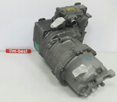 BENZ W221 M272 S400 2006- 油電車用 壓縮機 (日本外匯) HYBRID 0032305311