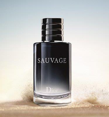 全新CD迪奧 Dior SAUVAGE曠野之心淡香水100ml 專櫃正貨 強尼戴普代言款