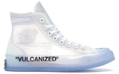 OFF WHITE x Converse Chuck 70 US10 現貨