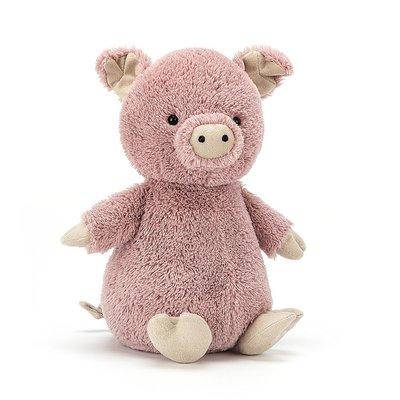 預購 英國 Jellycat Piglet Q版粉紅小豬寶寶 絨毛娃娃 精緻觸感安撫玩偶 生日禮 公仔
