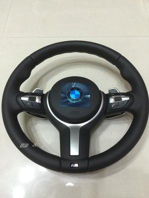 (B&M精品)BMW原廠 M sport 方向盤 新 X5 X6 F15 F16 (2014以後X5,X6都可裝)現貨