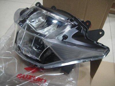 [健弘]預購 印尼SUZUKI原廠 GSX-S GSX S 150 阿魯 街車版 150 凹版大燈總成