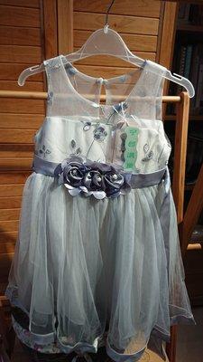 全新 女童 連身裙 120碼 (1條)