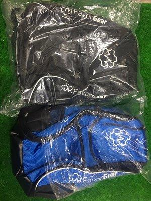 新莊新太陽 FAVOR Gear 多功能 棒壘 個人 球棒 裝備袋 後背包 黑/藍 可放球棒 特價850