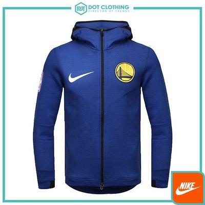DOT 聚點 NBA NIKE GSW THMFX SHWTM Warriors 勇士 外套 藍黃 899841-495
