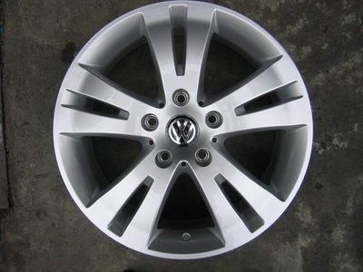 【協和輪胎】福斯T5-17吋鋁圈、鐵圈、鐵圈蓋(新車拆下)