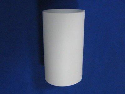 白色PVC片 尺寸:20X96.5CM 厚度:0.28mm