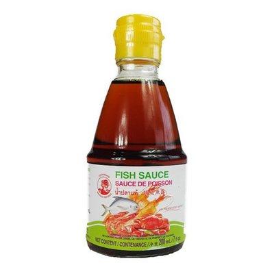 【蘋果市集】泰國COCK特級魚露200ml(類似醬油調味使用)
