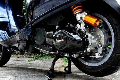 【34號倉庫】Vespa Sprint 衝刺後避震器 預載阻尼可調 限量金-太古限定色/經典黑 偉士牌 原廠公司貨