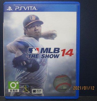 PSV PSVITA MLB 14 MLB THE SHOW 14[遊戲卡]
