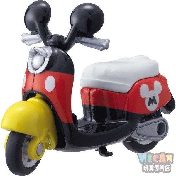 TOMICA 多美迪士尼小汽車 10週年 夢幻米奇摩托車 DMA-03 (Disney motors) 12955