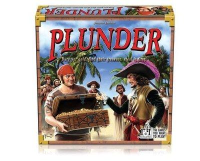 【陽光桌遊世界】Plunder 掠奪 德國桌上遊戲 Board Game