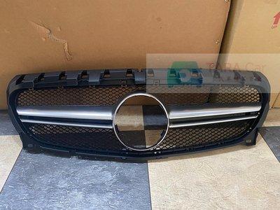 全新 賓士 BENZ W117 Cla A45 水箱罩 中網 一線黑網 台灣製造 CLA200 CLA250 CLA45