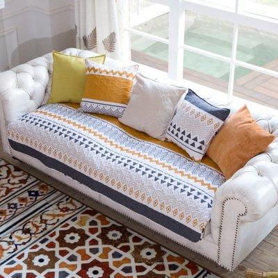 【RS Home】[90x180cm] 沙發墊沙發巾沙發罩床墊床前墊床旁電視櫃墊客廳地墊 [馬默]