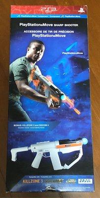 Sony PlayStation 3 movie kill zone 3 殺戮地帶 體感槍架