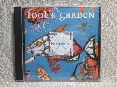 絕版 1995年發行 fools garden 傻瓜花園合唱團 DisH OF thE DaY  lemon tree