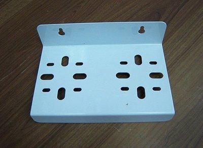 ~水易購鳳山店~兩管簡易吊片 雙管簡易組機板~20英吋濾殼淨水器 ~