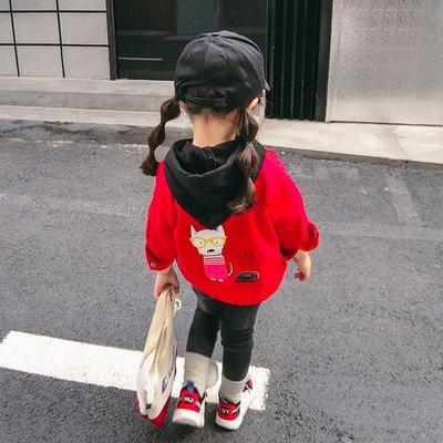女寶寶秋裝外套2019新款兒童春秋衣服小童夾克潮女童洋氣開衫上衣