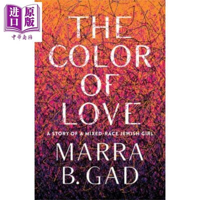 The Color of Love Marra B.Gad 英文原版 愛的顏色