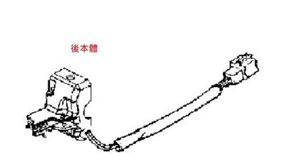 KYMCO 光陽 原廠 MANY 魅力 左把手開關後本體
