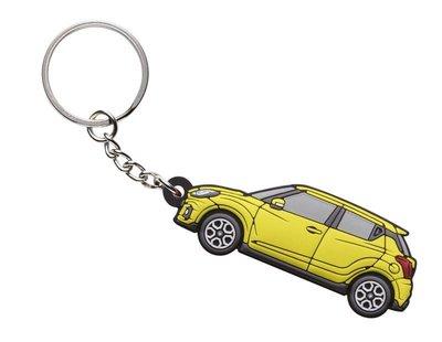 【翔浜車業】日本純㊣SUZUKI SWIFT SPORT 3D汽車造型鑰匙圈