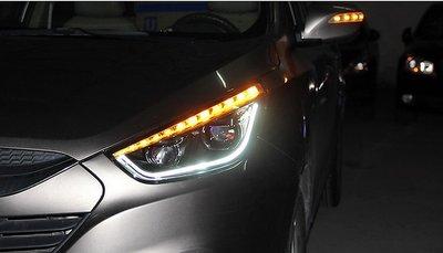 合豐源 車燈 IX35 大燈 頭燈 魚...
