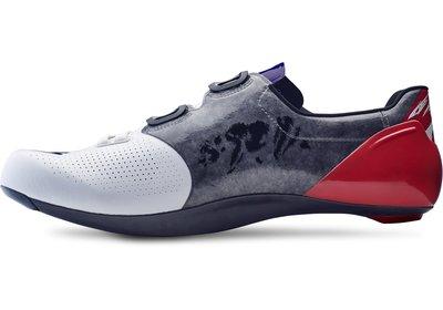 Specialized S-WORKS 6 LTD 頂級公路車卡鞋 環法限定色41號