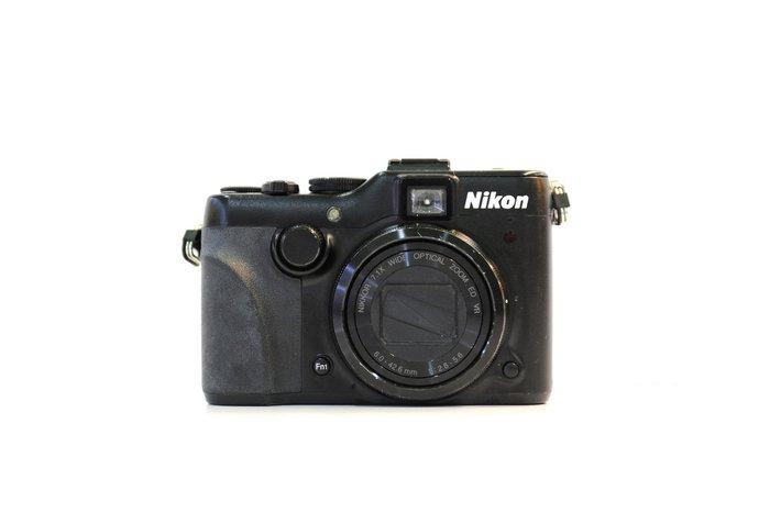 【中古器材】數位達人 NIKON P7100 類單眼相機 2cm近拍 7倍光學變焦 / 平行輸入 /