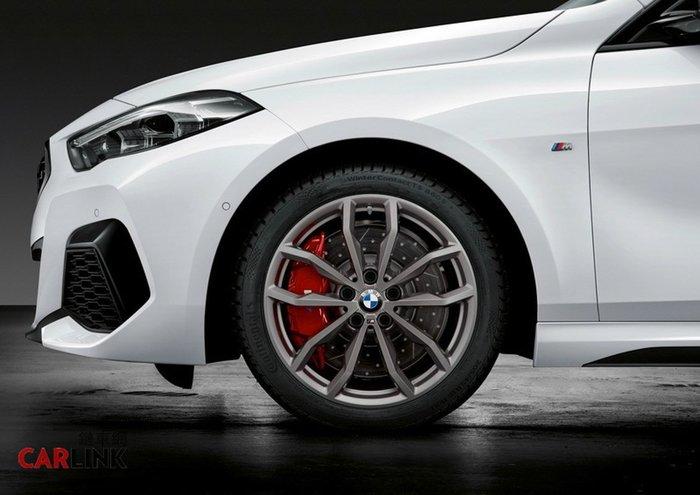 【樂駒】BMW F44 M-Performance 前四後單 煞車系統 紅色卡鉗 改裝升級 制動 F40