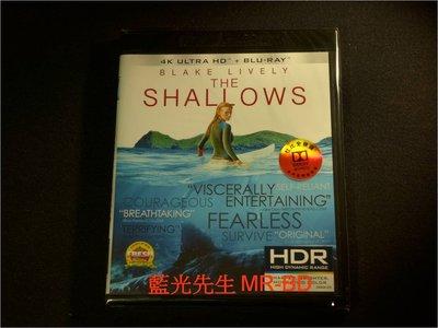 [4K-UHD藍光BD] - 絕鯊島 The Shallows UHD + BD 雙碟限定版