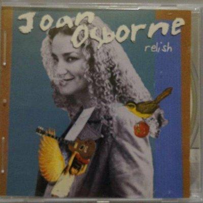 流行音樂/美女歌手Joan Osborne/Relish專輯/二手CD