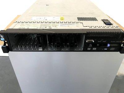 IBM X3650 M3 6Core 12Thread E5645*1 8GB DDR3 RAID5, 16 bay